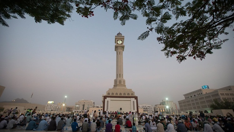 Oman monuments, Muscat Clock Tower, Oman interesting facts