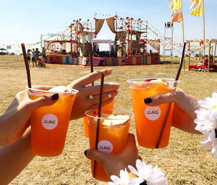 Pattaya Music Festivals, Thailand Events, Wonderfruit Festival