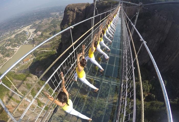China, Yoga, India