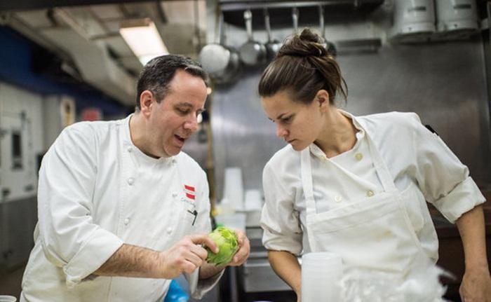 food on Delta flights, Delta One menu, Chef Carmen Quagliata, Delta inflight meals