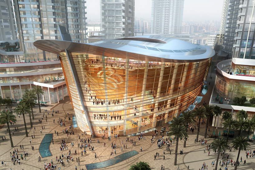 Dubai Opera House, interesting facts, Culture