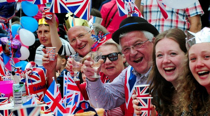 Patron's Lunch, Queen Elizabeth II 90th birthday, British history