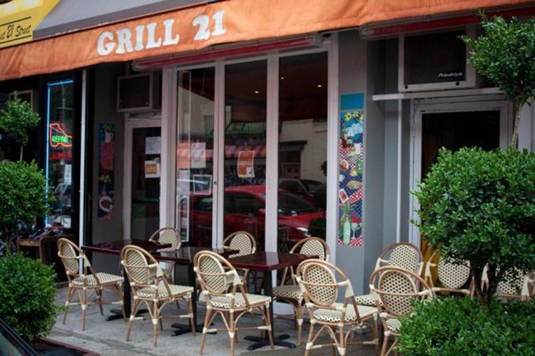 Grill 21 NYC, Filipino restaurants in New York City