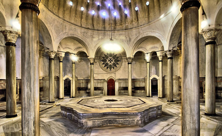 Istanbul hammams, Turkish traditional bath, interesting Turkey facts, Turkey travel tips