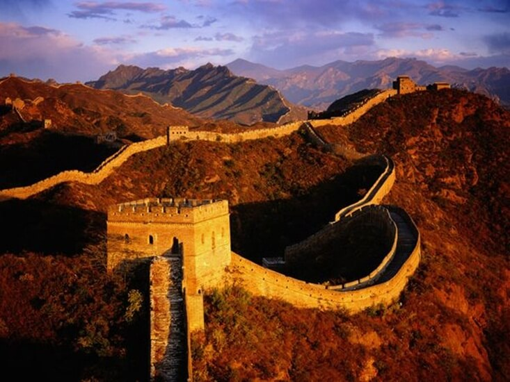 China news, Badaling underground railway, China Great wall, 2022 Winter Olympics