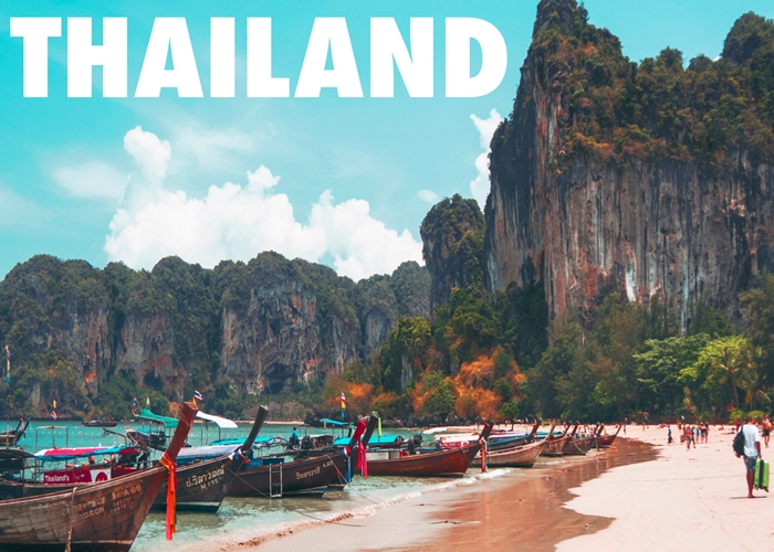 Flights to Thailand