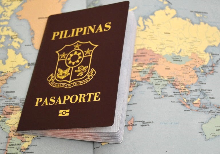 Philippine Passport Validity for 10 years comes with extension