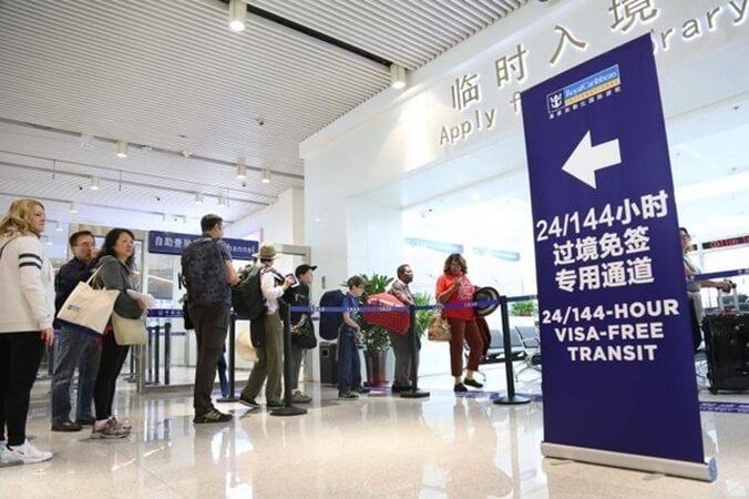 China visa-free transit policy, China visa-free transit guide, China 72-hr visa free transit, transit visa exemptions in China, China's 144-hour Visa-Free Transit, Visa-free Entry to Hainan