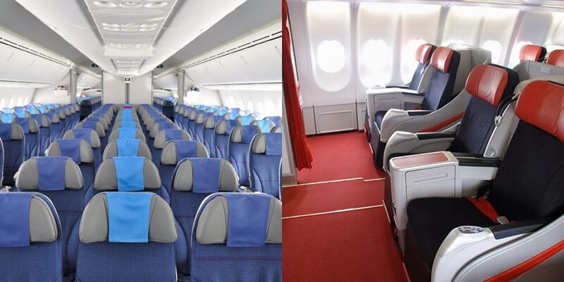 Premium Economy, Economy, Premium Economy flights, Economy Flights, Premium Economy vs Economy, premium Economy class, Economy Class, Airlines, flight tickets